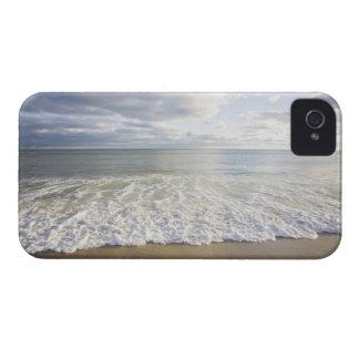 USA, Massachusetts, Empty beach Case-Mate iPhone 4 Case