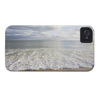 USA, Massachusetts, Empty beach iPhone 4 Case-Mate Case