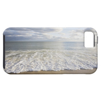 USA, Massachusetts, Empty beach iPhone 5 Cases