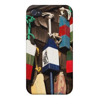 USA, Massachusetts, Gloucester, Lobster Buoys 2 iPhone 4/4S Cases