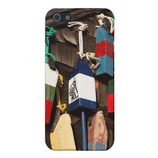 USA, Massachusetts, Gloucester, Lobster Buoys 2 iPhone 5 Case