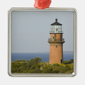 USA, MASSACHUSETTS, Martha's Vineyard: Aquinnah Christmas Ornament