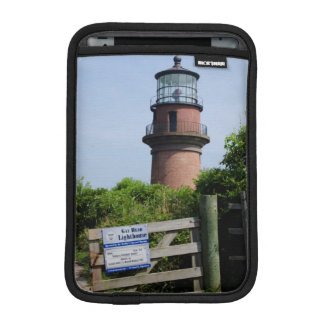 USA, Massachusetts, Martha's Vineyard, Aquinnah. iPad Mini Sleeve