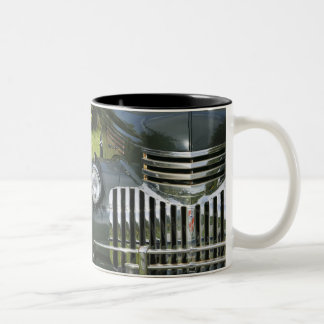 USA, MASSACHUSETTS, Martha's Vineyard: West Two-Tone Coffee Mug