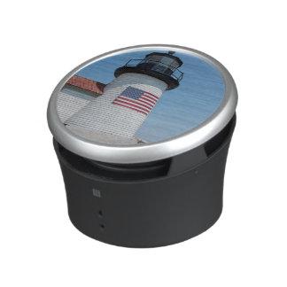 USA, Massachusetts, Nantucket. Brant Point Bluetooth Speaker