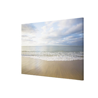 USA, Massachusetts, seascape Canvas Print