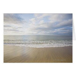 USA, Massachusetts, seascape Card