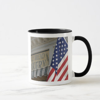 USA; Massachusetts; Stockbridge; Daily Bread Mug