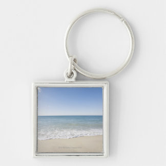 USA, Massachusetts, Waves at sandy beach 2 Key Ring