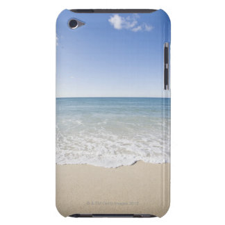 USA, Massachusetts, Waves at sandy beach Barely There iPod Case