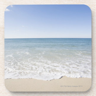 USA, Massachusetts, Waves at sandy beach Coaster