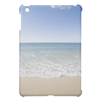 USA, Massachusetts, Waves at sandy beach iPad Mini Covers