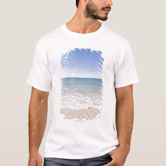USA, Massachusetts, Waves at sandy beach T-Shirt