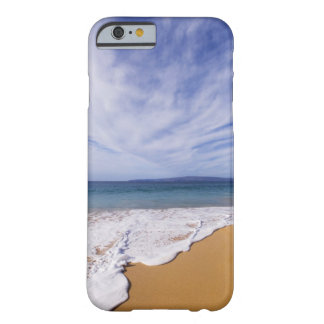 USA, Maui, Wailea, surf and shoreline Barely There iPhone 6 Case