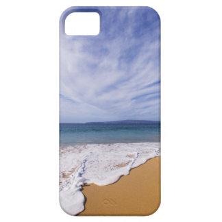 USA, Maui, Wailea, surf and shoreline iPhone 5 Cases