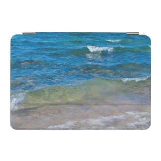 USA, Michigan. Clear Waters Of Lake Superior iPad Mini Cover