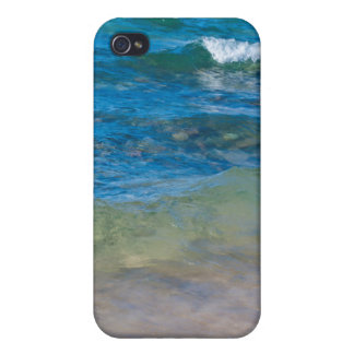 USA, Michigan. Clear Waters Of Lake Superior iPhone 4/4S Cover