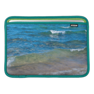 USA, Michigan. Clear Waters Of Lake Superior MacBook Sleeve