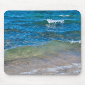 USA, Michigan. Clear Waters Of Lake Superior Mouse Mat