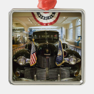 USA, Michigan, Dearborn: The Henry Ford Museum, Christmas Ornament