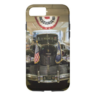 USA, Michigan, Dearborn: The Henry Ford Museum, iPhone 8/7 Case