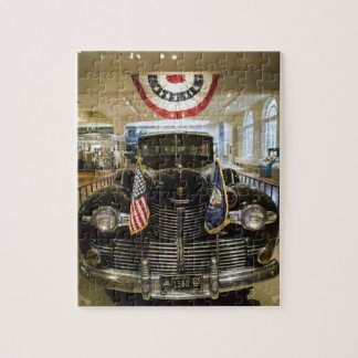 USA, Michigan, Dearborn: The Henry Ford Museum, Jigsaw Puzzle