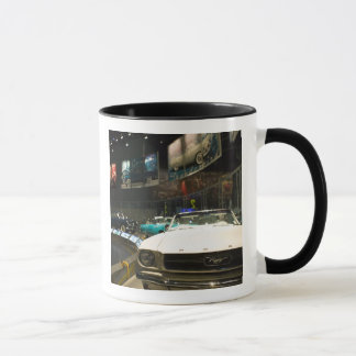 USA, Michigan, Detroit: Ford Rouge Factory Tour, Mug