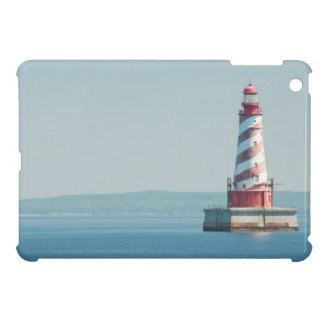 USA, Michigan, Great Lakes, Lake Michigan iPad Mini Covers