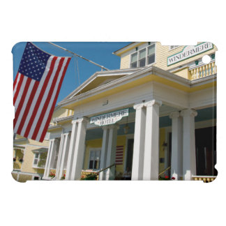 USA, Michigan, Mackinac Island iPad Mini Case