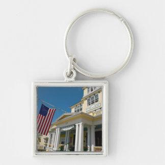 USA, Michigan, Mackinac Island Key Ring
