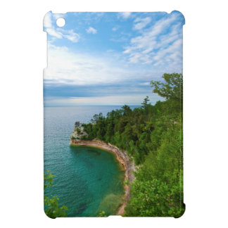 USA, Michigan. Miner's Castle Rock Formation 3 iPad Mini Cover