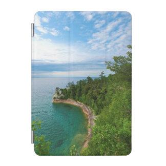 USA, Michigan. Miner's Castle Rock Formation 3 iPad Mini Cover