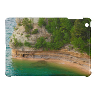 USA, Michigan. Miner's Castle Rock Formation iPad Mini Covers