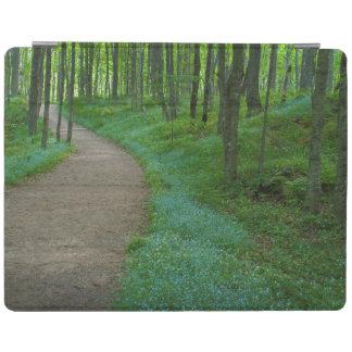 USA, Michigan. Miner's Falls Trail iPad Cover