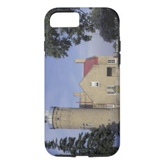 USA, Michigan Old Mackinac Point Lighthouse iPhone 8/7 Case