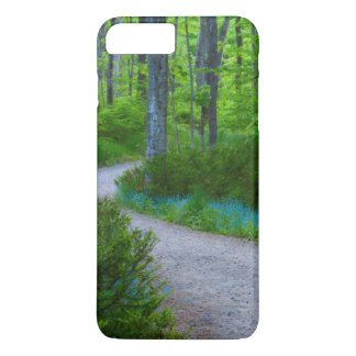 USA, Michigan. Path Thru The Woods iPhone 8 Plus/7 Plus Case