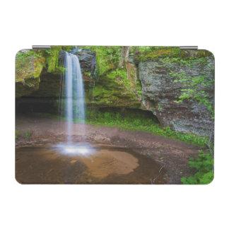 USA, Michigan. Scott's Falls In Upper Michigan iPad Mini Cover