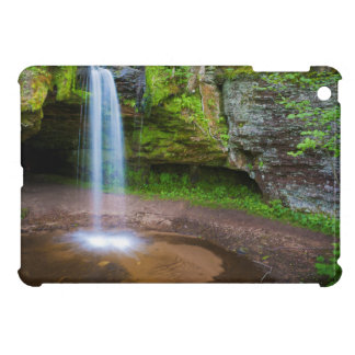 USA, Michigan. Scott's Falls In Upper Michigan iPad Mini Covers