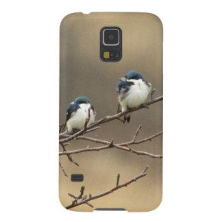 USA, Michigan, Shiawassee County. Tree Galaxy S5 Case