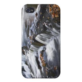 USA, Michigan, Upper Peninsula. Bond Falls and iPhone 4/4S Cases