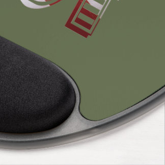 USA Military Green American Sgt Sergeant Gel Mouse Pad