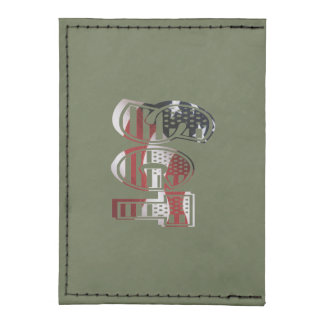 USA Military Green American Sgt Sergeant Tyvek® Card Case Wallet