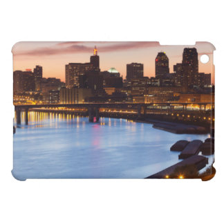 USA, Minnesota, Minneapolis, St. Paul 2 iPad Mini Cases