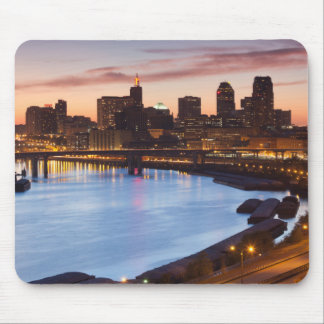 USA, Minnesota, Minneapolis, St. Paul 2 Mouse Mat