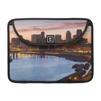 USA, Minnesota, Minneapolis, St. Paul 2 Sleeve For MacBook Pro
