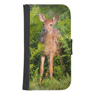 USA, Minnesota, Sandstone, Minnesota Wildlife 10 Samsung S4 Wallet Case