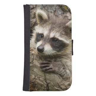 USA, Minnesota, Sandstone, Minnesota Wildlife 16 Samsung S4 Wallet Case