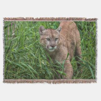USA, Minnesota, Sandstone, Minnesota Wildlife 18 Throw Blanket