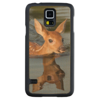 USA, Minnesota, Sandstone, Minnesota Wildlife 19 Carved Maple Galaxy S5 Case