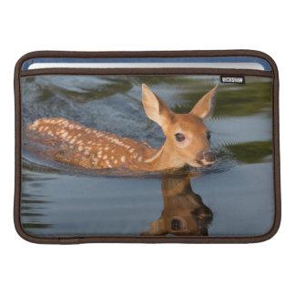 USA, Minnesota, Sandstone, Minnesota Wildlife 19 Sleeves For MacBook Air